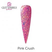 Glitterbels Pre Mixed Glitter Acrylic Powder 28g Pink Crush