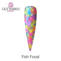 Glitterbels Pre Mixed Glitter Acrylic Powder 28g Fish Food