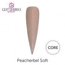 Glitterbels Core Acrylic Powder 56g Peacherbel Soft