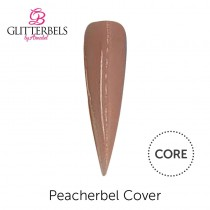 Glitterbels Core Acrylic Powder 56g Peacherbel Cover