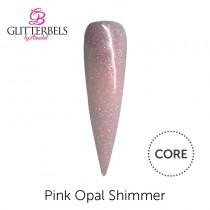 Glitterbels Core Acrylic Powder 56g Pink Opal Shimmer