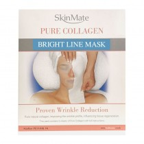 Skinmate Pure Collagen Bright Line Mask Pack of 5