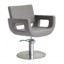 Lotus Crosby Graphite Styling Chair