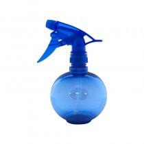 Salons Direct Round Water Spray Bottle Blue 450ml