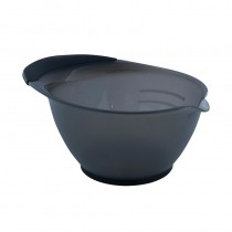 Salons Direct Tinting Bowl With Grip And Handle Black 350ml
