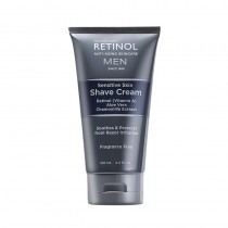 Retinol Mens Sensitive Shave Cream 120ml