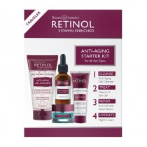 Retinol Anti Ageing Starter Kit