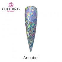 Glitterbels Pre Mixed Glitter Acrylic Powder 28g Annabel