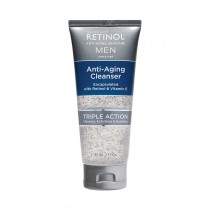 Retinol Mens Anti Ageing Cleanser 150ml