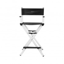 Lotus Make Up Chair Without Head Rest White - The PRO Collection