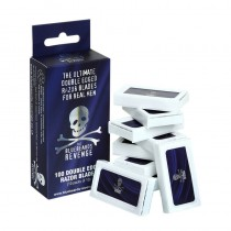 The Bluebeards Revenge Razor Blades Pack of 100
