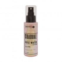 Sienna X Gradual Untinted Self Tan Rose Water 100ml