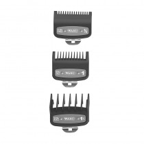Wahl Comb Metal Premium Set Of 3