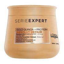 L'Oreal Serie Expert ABSOLUT REPAIR Resurfacing Light Gold Masque 250ml