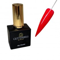 Glitterbels Gel Polish Red Hot 17ml