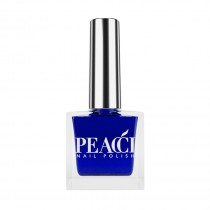 Peacci Nail Polish Electric Blue 10ml
