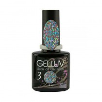 Gelluv Greatest Showman 8ml Gel Polish Iconic Collection