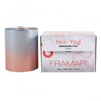 Framar 2019 Holi-Yay Embossed Roll 320ft LIMITED EDITION