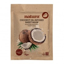 BeautyPro Natura Coconut Oil Infused Mask 22ml