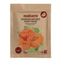 BeautyPro Natura Pumpkin Infused Sheet Mask 22ml