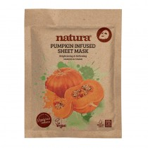 BeautyPro Natura Pumpkin Infused Sheet Mask