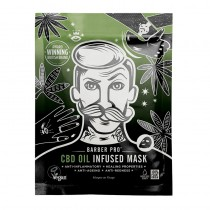 BARBER PRO CBD Oil Infused Mask 22ml