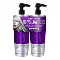 OSMO Super Silver Shampoo & Mask Duo Litre Pack 2 x 1000ml
