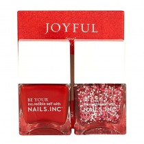 Nails Inc Joyful Duo Kit