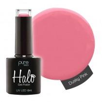Halo Gel Polish Dusky Pink 8ml