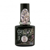 Gelluv Tinsel Town 8ml Gel Polish All That Glitters Collection