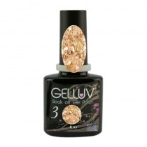 Gelluv Let's Celebrate 8ml Gel Polish All That Glitters Collection