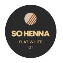 So Henna Flat White 01