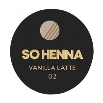 So Henna Vanilla Latte 02