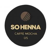 So Henna Caffe Mocha 05