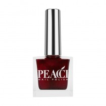 Peacci Nail Polish Ruby Port 10ml