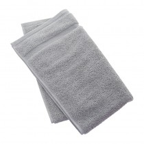 Luxury Boutique Silver Hand Towel 50 x 90cm