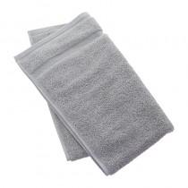 Luxury Boutique Silver Hand Towel 50 x 90cm