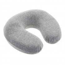 Memory Foam Facial Pillow Grey