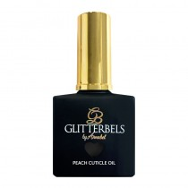 Glitterbels Peach Cuticle Oil 17ml