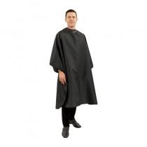 Neocape Long Unigown Black Pinstripe