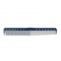 YS Park YS 334 Basic Fine Tooth Comb Blue