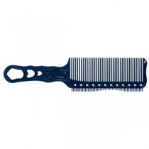 YS Park YS 282 Slim T Barber Comb Blue
