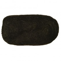 Patrick Cameron Synthetic Hair Padding Black