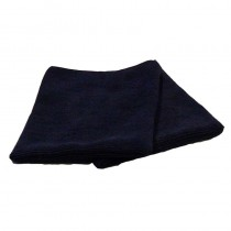 Terry Hand Mitts Black