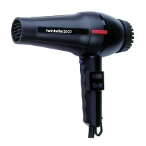 Parlux Twin Turbo 2600 Black Hairdryer  (1700w)