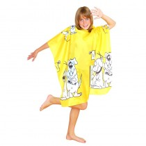 Hair Tools Childrens Doggy Gown Yellow