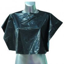 Disposable Shoulder Cape  Black x 100