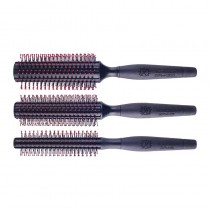 Cricket Radial Brush Set of 3