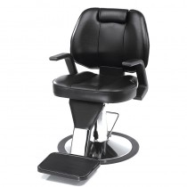 REM Statesman Barber Chair Black