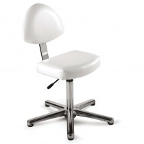 REM Nail Technicians Seat with Backrest